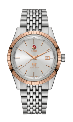 Golden Horse Silver Dial 42MM Automatic R33100013