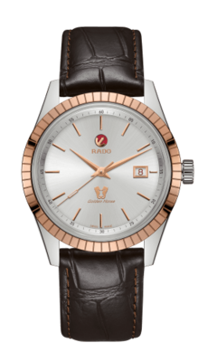 Golden Horse Silver Dial 42MM Automatic R33100015