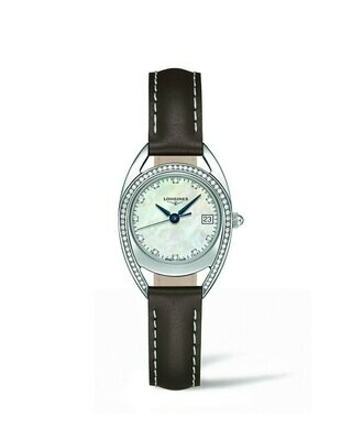 Equestrian Collection Mother of Pearl Dial 26MM Quartz L61360872