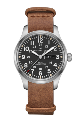 KHAKI FIELD DAY DATE AUTO H70535531