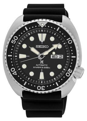 """Prospex Black Dial 45MM Diver """" Turtle """" Automatic SRP777K1"""