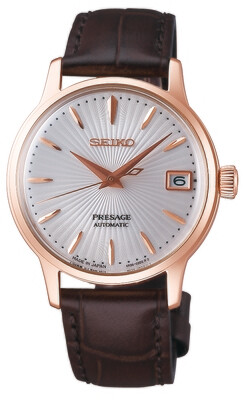 Presage White Dial 44MM Automatic SRP852