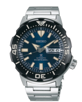 """Prospex Blue Dial 42MM """" Monster """" Automatic SRPD25"""