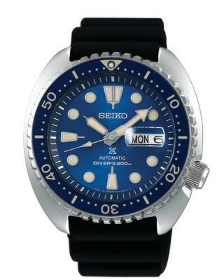"Prospex Blue Dial 45MM Diver "" Turtle "" Automatic SRPE07"