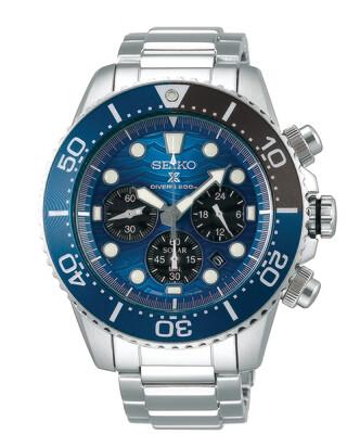"""Prospex Blue Dial 44MM Diver """" Sumo """" Solar SSC741"""