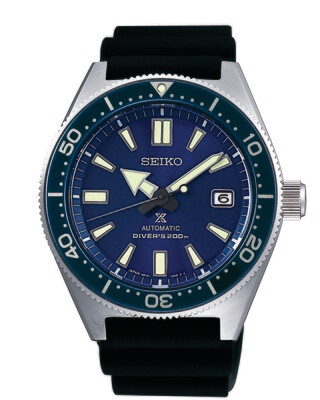 Prospex Blue Dial 43MM Diver 62MAS Automatic SPB053