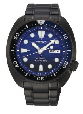 "Prospex Blue Dial 45MM "" Turtle "" Save the Ocean Diver SRPD11"