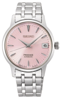Presage Pink Dial 34MM Automatic SRP839