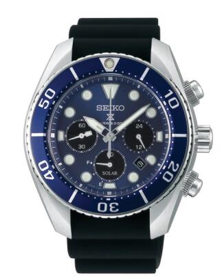 """Prospex Blue Dial 45MM Diver """" Sumo """" Solar SSC759"""
