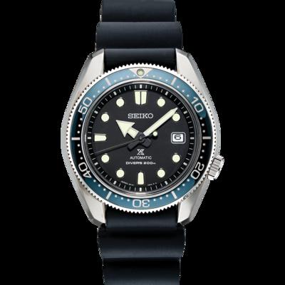Prospex Black Dial 44MM Diver MM200 Marine Master Automatic SPB079
