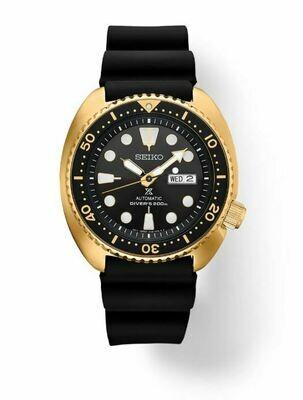"""Prospex Black Dial 45MM Diver """" Turtle """" Automatic SRPC44"""