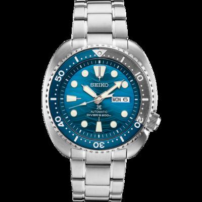 "Prospex Blue Dial 45MM Diver "" Turtle "" Save the Ocean Automatic SRPD21K1"