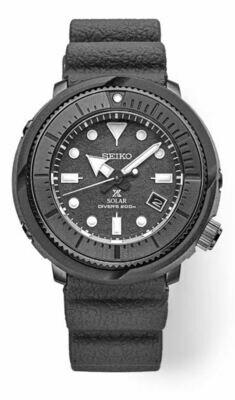 "Prospex Black Dial 47MM "" Tuna "" Solar Diver SNE537"