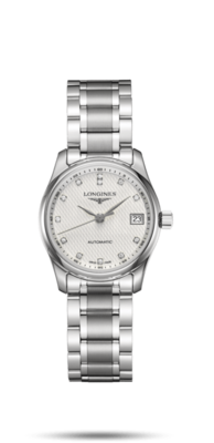 The Longines Master Collection White Dial 29MM Automatic L22574776