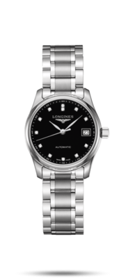 The Longines Master Collection Black Dial 29MM Automatic L22574576