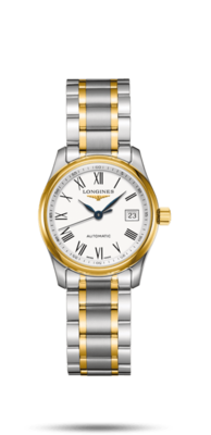 The Longines Master Collection White Dial 29MM Automatic L22575117