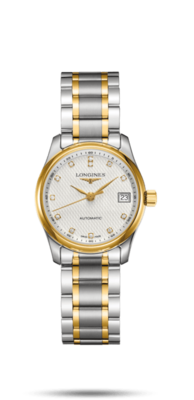 The Longines Master Collection White Dial 29MM Automatic L22575777