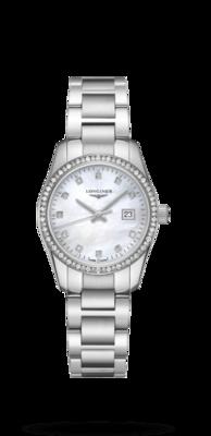 Conquest Classic 29.50MM Mother of Pearl Quartz L22860876