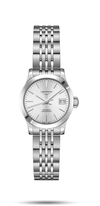 Record COLLECTION Silver Dial 26MM Automatic L23204726
