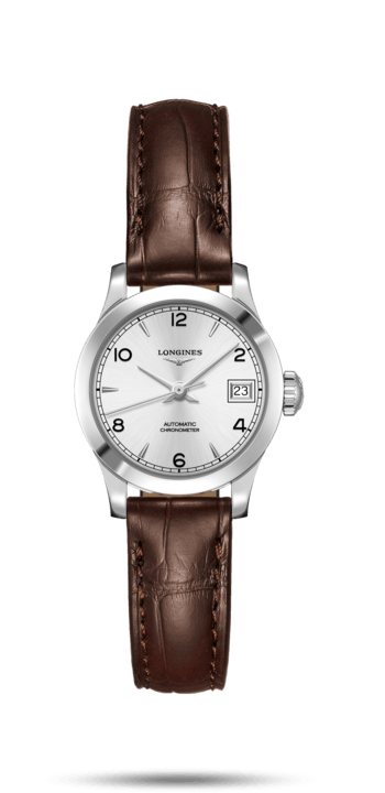 Record Collection Silver Dial 26MM Automatic L23204762