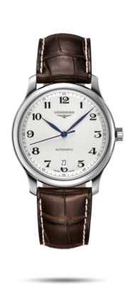 The Longines Master Collection White Dial 38.50MM Automatic L26284783