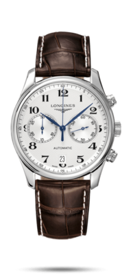 The Longines Master Collection White Dial 40MM Automatic L26294783