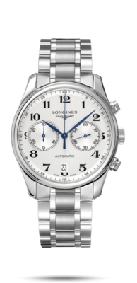 The Longines Master Collection White Dial 40MM Automatic L26294786