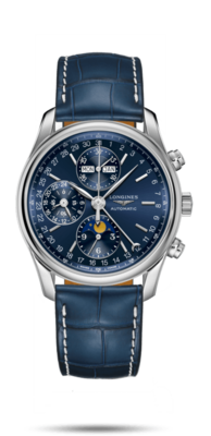 The Longines Master Collection Blue Dial 40MM Automatic L26734920