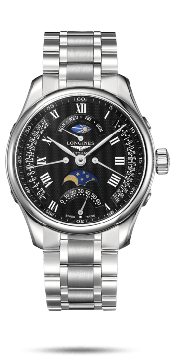 The Longines Master Collection Black Dial 44MM Automatic L27394516