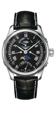 The Longines Master Collection Black Dial 44MM Automatic L27394518