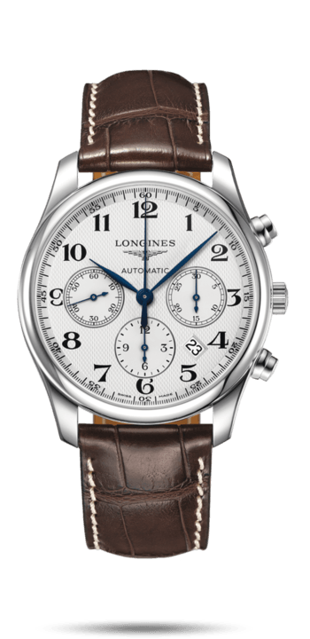 The Longines Master Collection White Dial 42MM Automatic L27594783