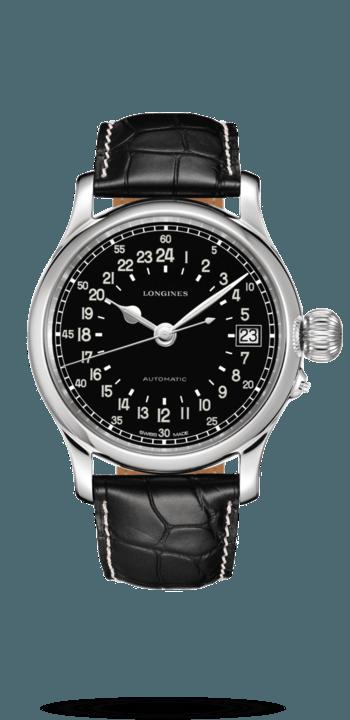 Longines Twenty-Four Hours Black Dial 47.50MM L27514534
