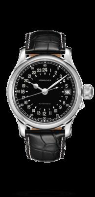 Longines Twenty-Four Hours Black Dial 47.50MM Automatic L27514534