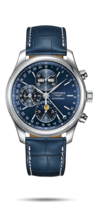 The Longines Master Collection Blue Moon Dial 42MM Automatic L27734920
