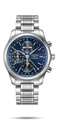 The Longines Master Collection Blue Moon Dial 42MM Automatic L27734926