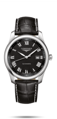 The Longines Master Collection Black Dial 40MM Automatic L27934517