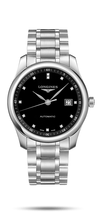 Longines Master Collection Black Dial 40MM Automatic L27934576