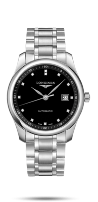 The Longines Master Collection Black Dial 40MM Automatic L27934576