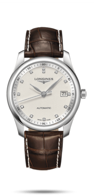 The Longines Master Collection White Dial 40MM Automatic L27934773