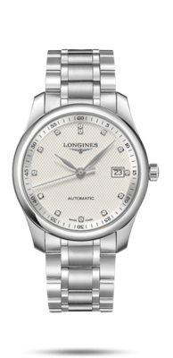 The Longines Master Collection White Dial 40MM Automatic L27934776