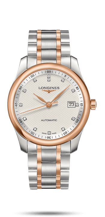Longines Master Collection White Dial 40MM Automatic L27935777
