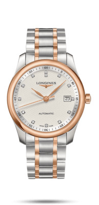 The Longines Master Collection White Dial 40MM Automatic L27935777
