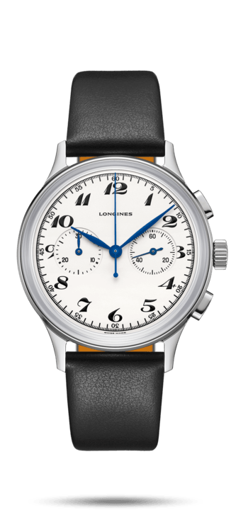 The Longines Heritage Classic White Dial 40MM Automatic L28274730