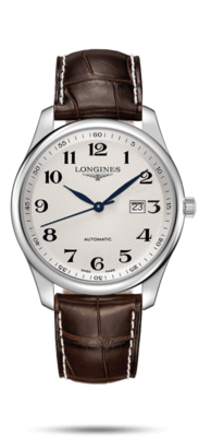 The Longines Master Collection White Dial 42MM Automatic L28934783