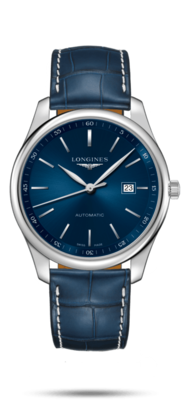 The Longines Master Collection Blue Dial 42MM Automatic L28934920