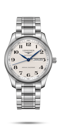 The Longines Master Collection White Dial 40MM Automatic L29104786