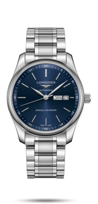 The Longines Master Collection Blue Dial 40MM Automatic L29104926