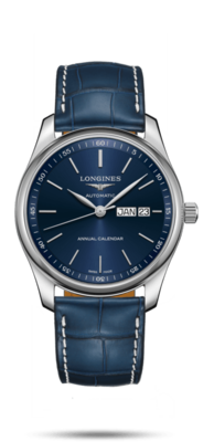 The Longines Master Collection Blue Dial 40MM Automatic L29104920