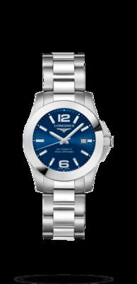 Conquest Blue Dial 29.50MM Automatic L32764996