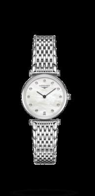 La Grande Classique De Longines Mother of Pearl Dial 24MM Quartz L42094876